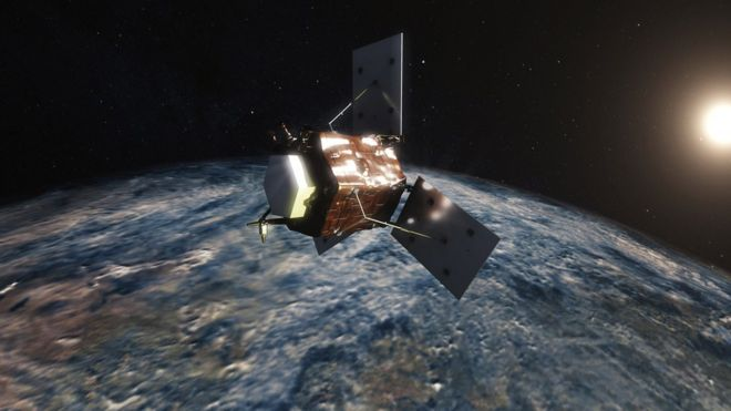 Satellite will gain hi-res view of greenhouse effect