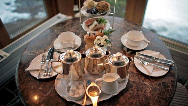 Мало кто знает, что популярностью чая Англия обязана Португалии