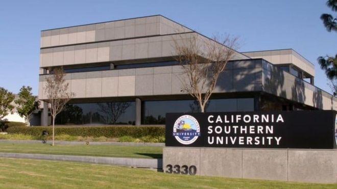 Trường mà ông Nguyễn Xuân Anh lấy bằng sau đó đổi tên thành California Southern University