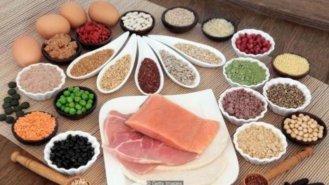 Hầu hết mọi người dùng nhiều protein hơn mức khuyến nghị nên dùng hàng ngày trong chế độ ăn