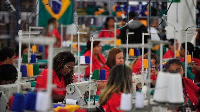 Fábrica em Brasília