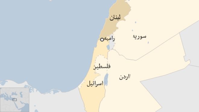 اسرائیل و لبنان