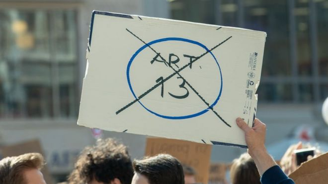 Protestas en Múnich