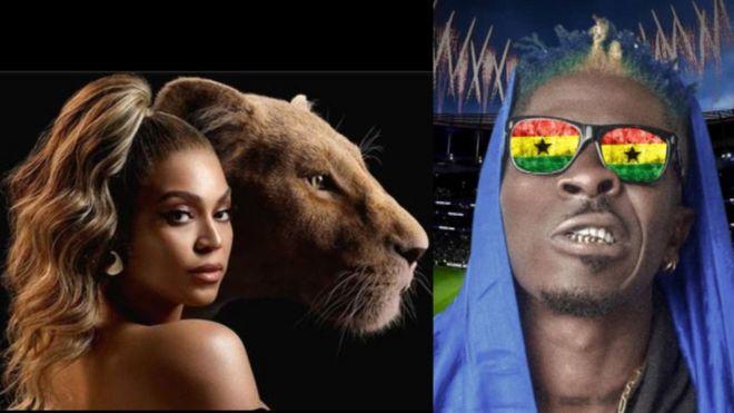 Lion King The Gift: Ghanaian prophet predict Beyonce, Shatta