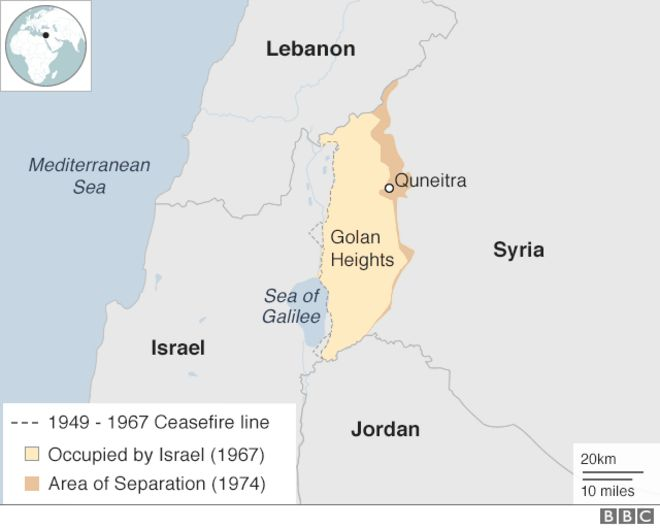 Golan Heights profile - BBC News on map of world, map of eastern caribbean, map of lebanon, map of persian gulf, map of middle east, map of dead sea, map of jerusalem, map of red sea, map of golan heights, map of mediterranean sea, map of mauritius, map of vatican city, map of west bank, map of palestine, map of sea of galilee, map of syria, map of qatar, map of saudi arabia, map of iran, map of holy land,