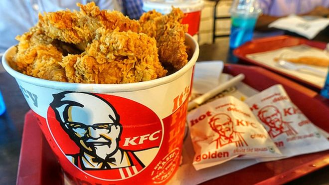 Image result for KFC chicken