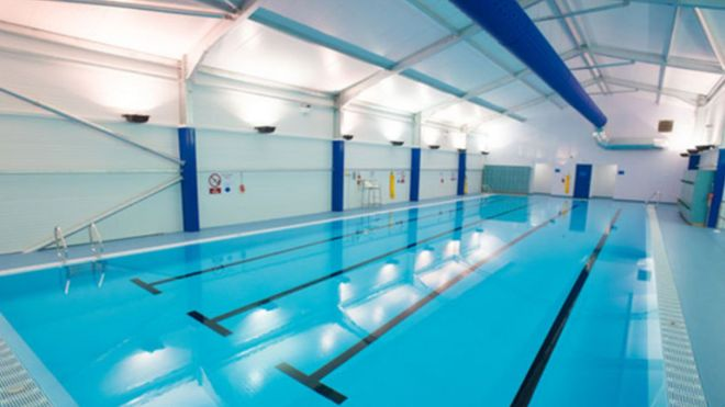 Reading could get two new swimming pools in £25m council plan - BBC News