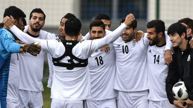 بازیکنان تیم ملی فوتبال ایران در جام جهانی روسیه را بشناسید