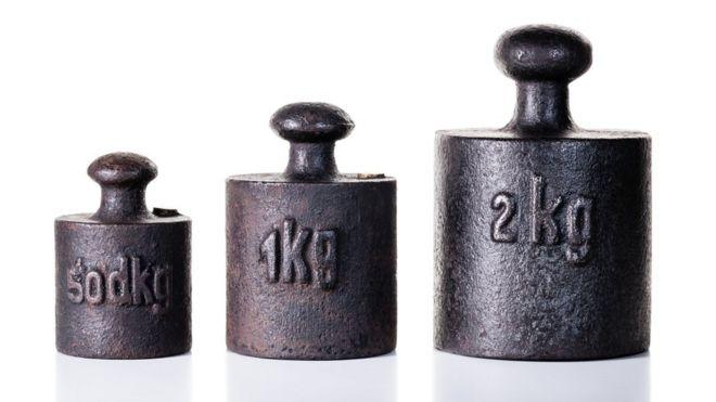 Cambiar kg por libras