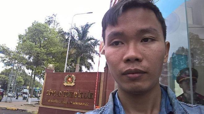 Đỗ Cao Cường nói anh đã nhiều lần bị đe dọa khi làm các bài phóng sự điều tra