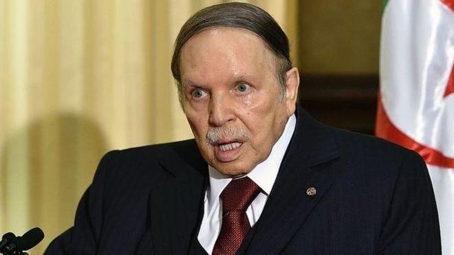 فرمانده ارتش الجزایر خواستار برکناری بوتفلیقه شد