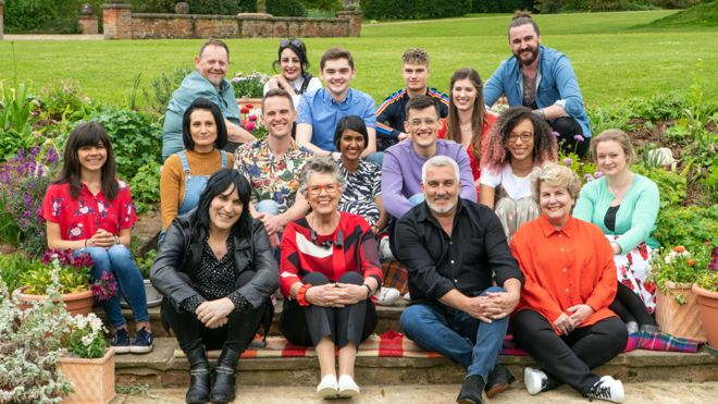 Great British Baking Show 2020.Great British Bake Off 2019 Contestants Revealed Bbc News