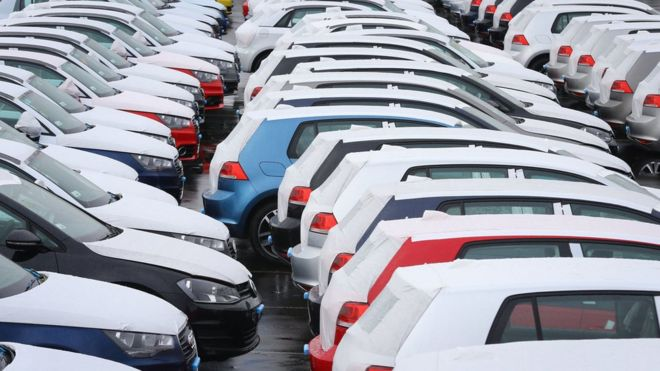 The Way We Buy Cars Today  The Rise Of Personal Contracts  Bbc News