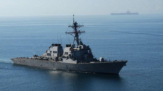 Candice Villarreal/U.S. Navy via Getty Images