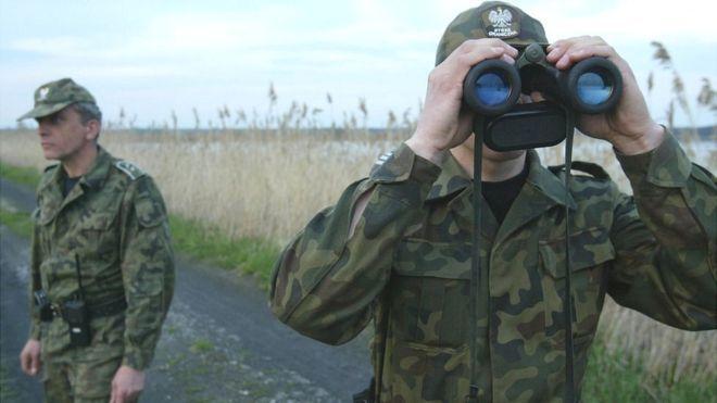 Biên phòng Ba Lan