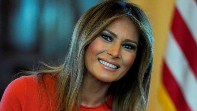 Hoa Ká»³, Melania Trump