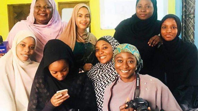 Matashiyar da ke hana mata zaman banza a Najeriya - BBC News Hausa