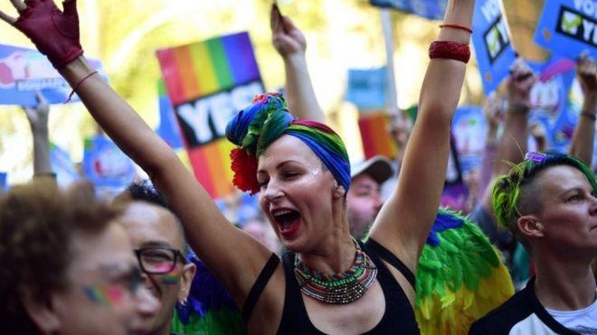 Same sex marriage vote