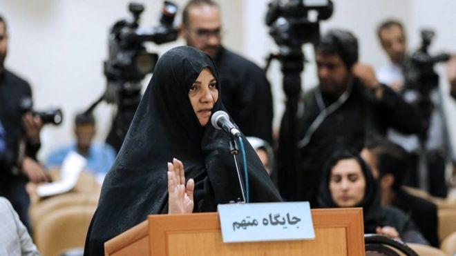 محاکمه شبنم نعمتزاده، فرزند وزیر پیشین صنعت دولت روحانی آغاز شد