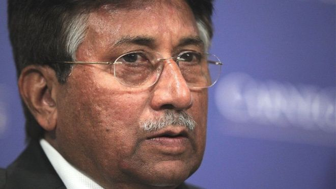 Former Pakistan President General Pervez Musharraf sentenced to death