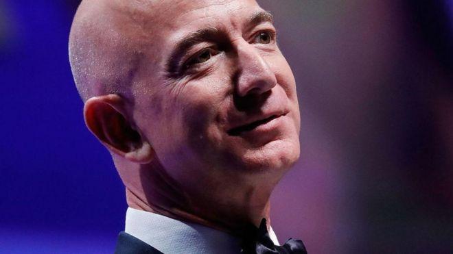 可以這麼說,首位萬億富豪很可能是亞馬遜公司的創始人貝索斯