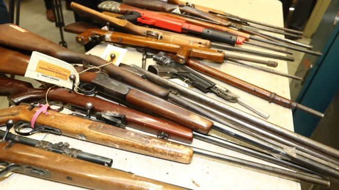 Is gun ownership increasing in Australia? - BBC News