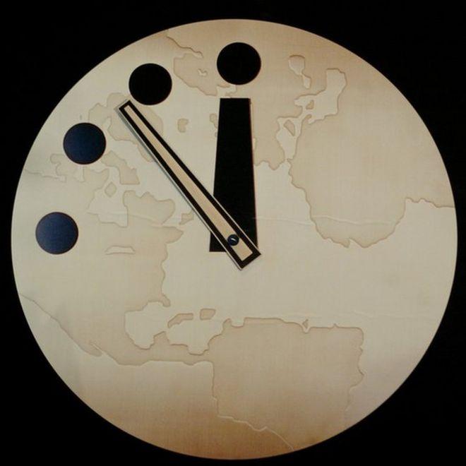 64cfc49cff6 O que é o Relógio do Apocalipse