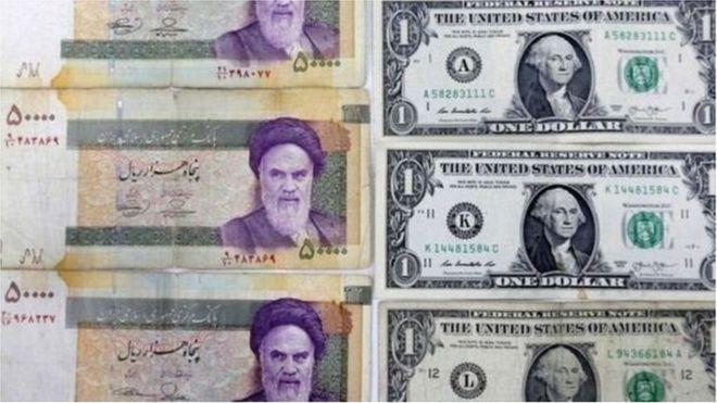 """عربية:""""إيران أعجز العقوبات الأمريكية"""""""