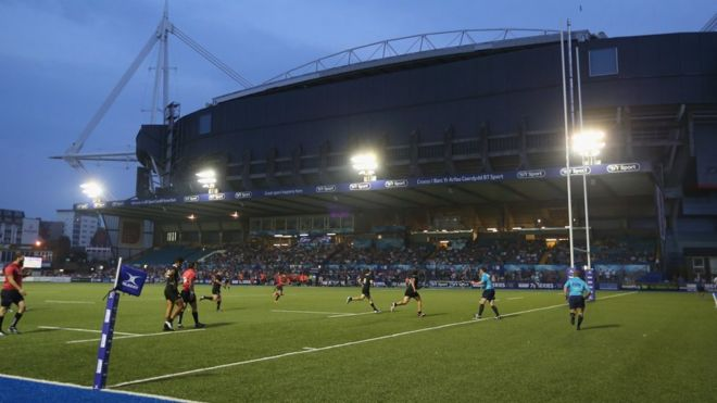 Cardiff Arms Park Profit Deal Critical To Redevelopment