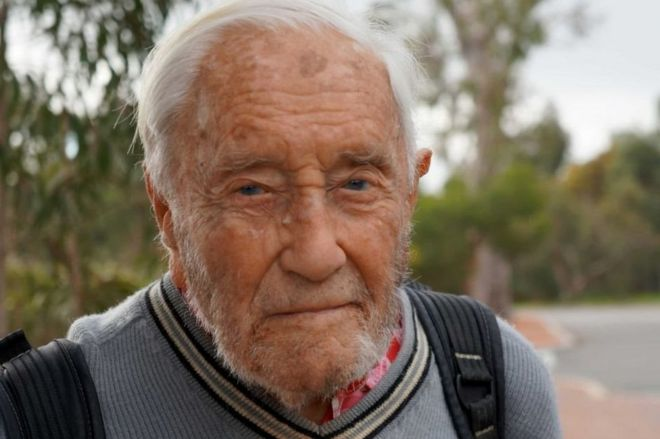 Image result for A 104-year-old British-born Australian scientist