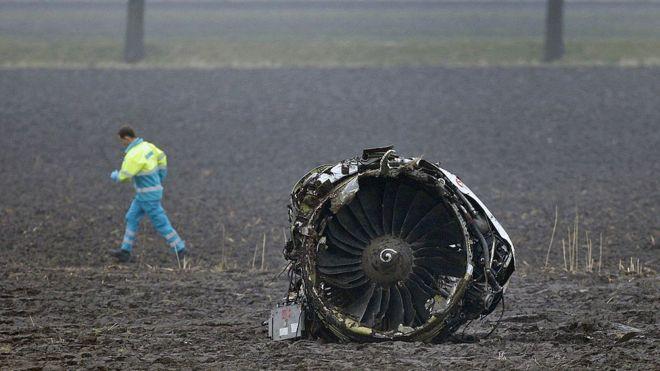 Amsterdam'daki THY uçağı kazası