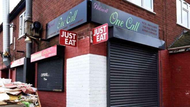 Walsall Chicken Shop Customer Left With Kidney Failure Bbc News