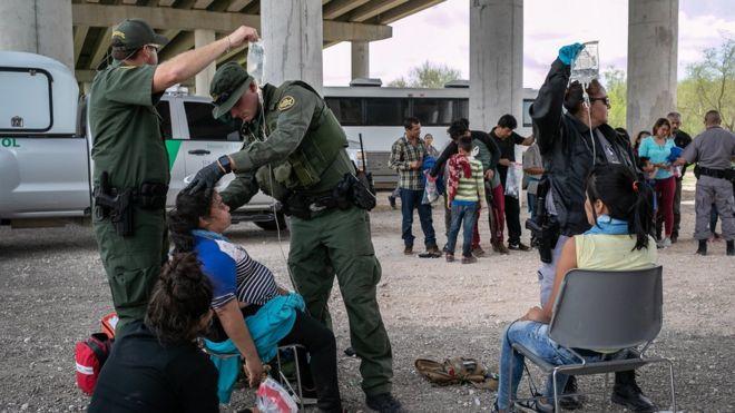 مقررات جدید در آمریکا از پناهندگی هزاران نفر جلوگیری میکند