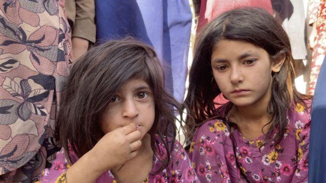 Las hijas de Asadullah