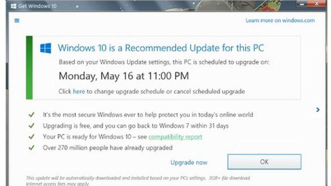 can u change windows 10 to 7