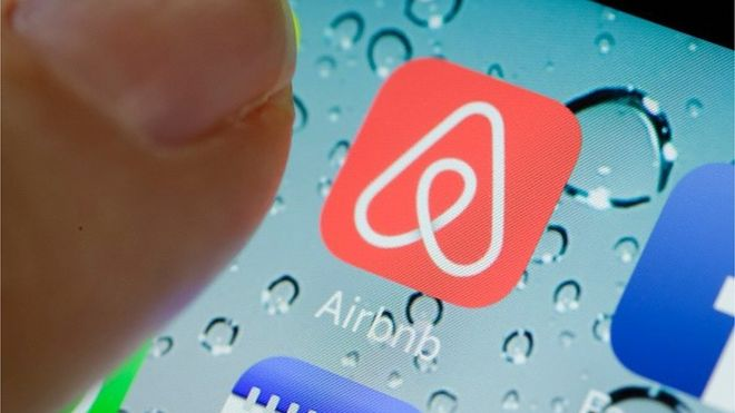 Airbnb Cancels Thousands Of Bookings In Japan Bbc News