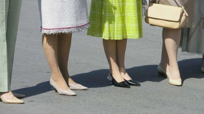 туфли первых леди
