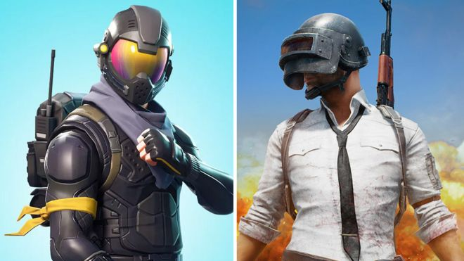 Fortnite sued for 'copying' rival game PUBG - BBC News