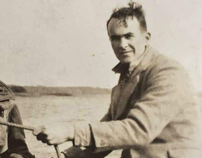 Guy Farrer in Suffolk