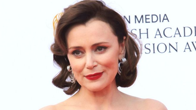 New Keeley Hawes 'honour killing' TV drama faces objections - BBC News