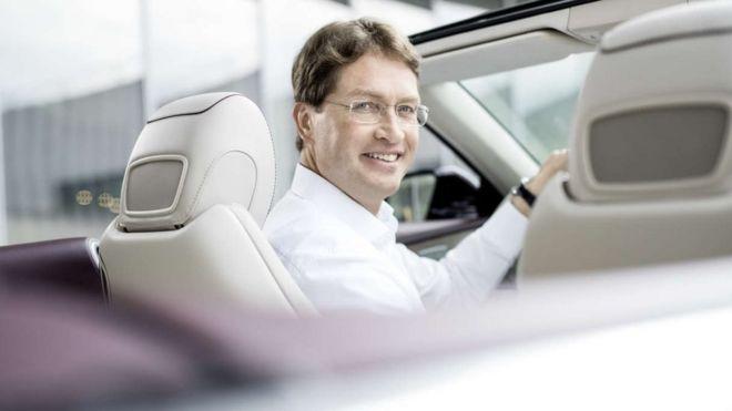 Mercedes-Benz owner Daimler gets first non-German boss - BBC