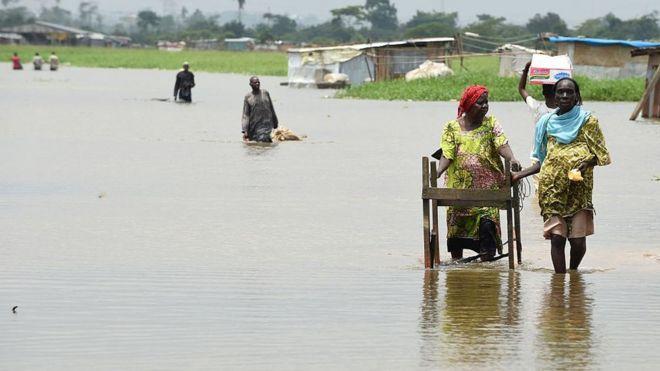 Image result for 2018 Nigeria floods