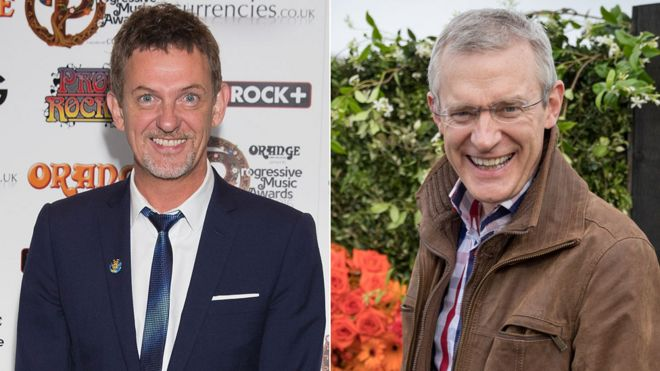 Jeremy Vine to replace Matthew Wright on Channel 5 - BBC News