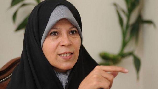 فائزه هاشمی از 'رویکرد دوگانه' حکومت ایران درباره کشتن شهروندان انتقاد کرد