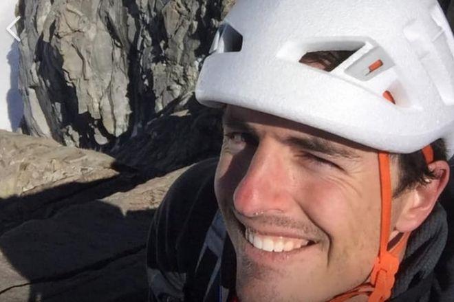 IMG BRAD GODBRIGHT, American Free Solo Climber