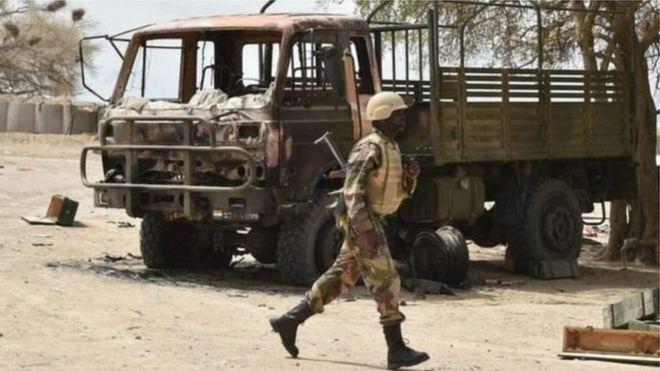 Sabon rikici ya barke a Taraba - BBC News Hausa
