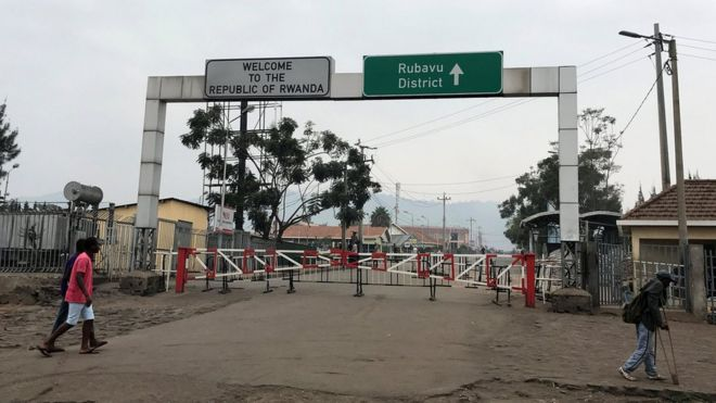 Image result for Rwanda has closed part of its border with the Democratic Republic of Congo following the death of two more persons from the Ebola virus.