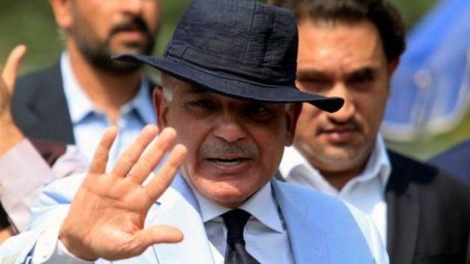 Eski Pakistan Başbakanı Şerif kardeşini halefi seçti