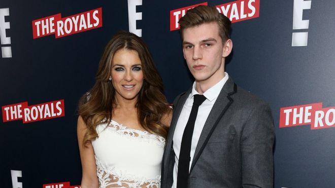 elizabeth hurley s nephew stabbed in wandsworth bbc news
