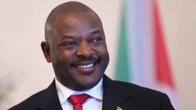Image result for images of Nkurunziza